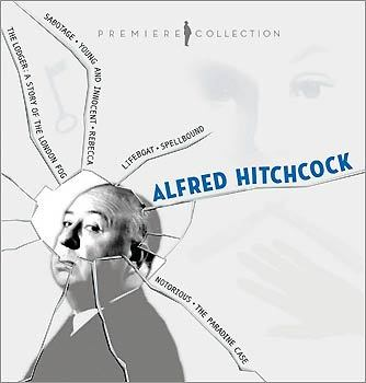 'Alfred Hitchcock Premiere Collection'