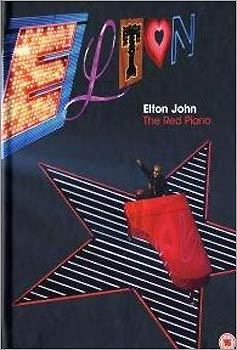 Elton John 'The Red Piano'