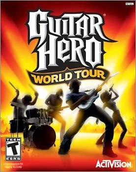 'Guitar Hero: World Tour'
