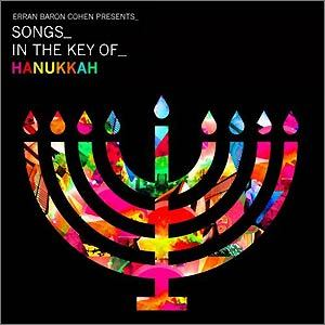 Erran Baron Cohen 'Songs in the Key of Hanukkah'