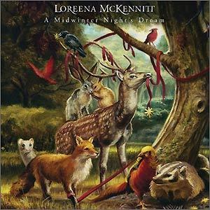 Loreena McKennitt 'A Midwinter Night's Dream'