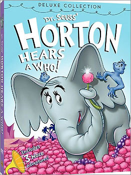 dr. suess' horton hears a who!