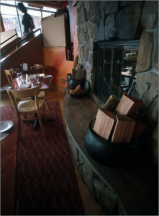 The Fireplace Restaurant