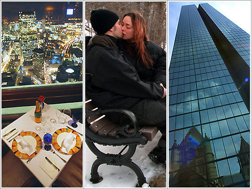 20 best kissing spots in boston