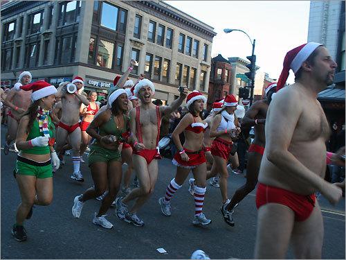 santa speedo run boston.com