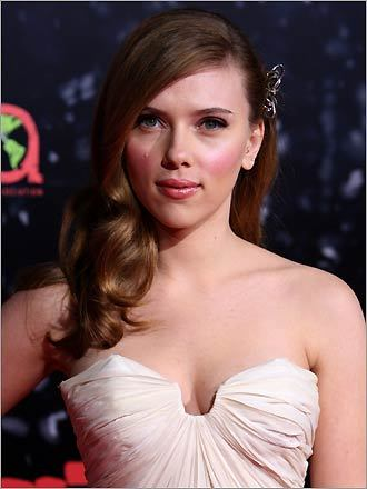 December 19, 2008 How snotty: Scarlett Johansson blew her nose on a tissue, and now the tissue is being sold on eBay. Read the full story (AP)