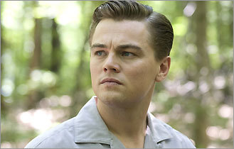 Leonardo DiCaprio stars in 'Revolutionary Road'