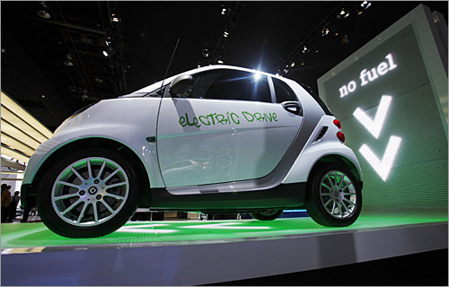 2011 Smart Electric