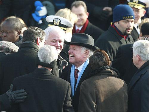 Senator Ted Kennedy (D-Mass.)