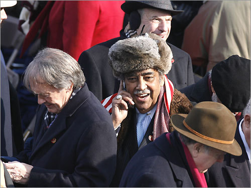 Representative Charles Rangel (D-NY)
