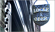 Locke-Ober closes for lunch