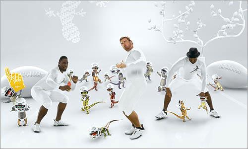 DreamWorks & SoBe's 3D ad