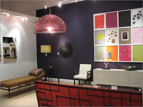 NiBa is an accessories emporium that also sells lighting, rugs, and designer furniture.