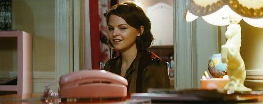 Ginnifer Goodwin as Gigi in ''He's Just Not That Into You.''