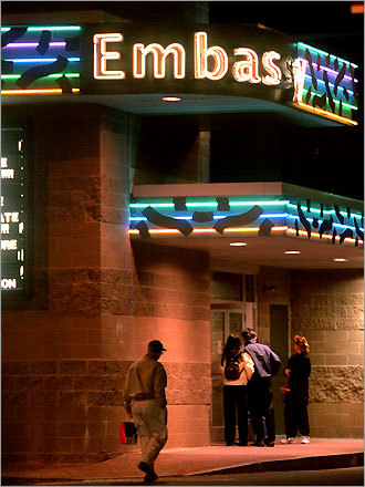 Embassy Cinema in Waltham.