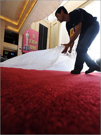 Oscar preparations