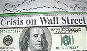 Milestones in the Dow's decline
