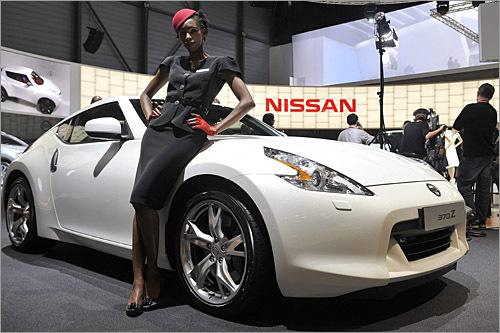 Car: Nissan 370Z