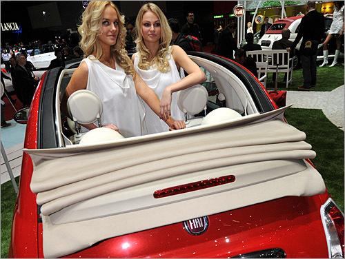 Car: Fiat 500C