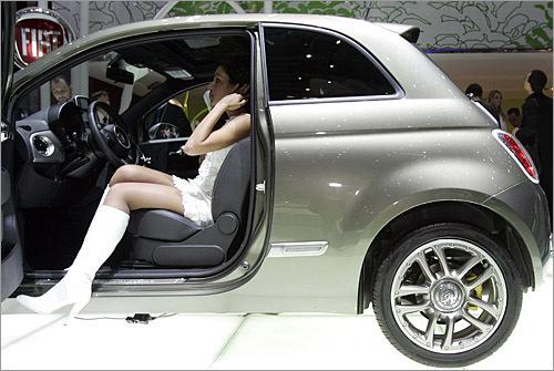 Car: Fiat 500