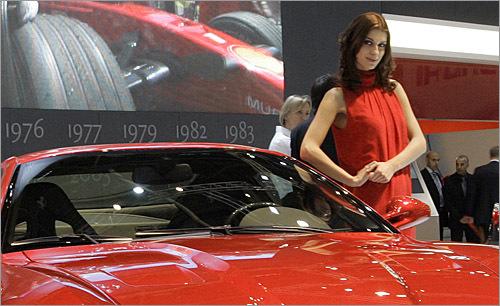 Car: Ferrari 599 GTB Fiorano