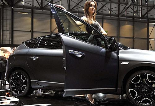 Car: Lancia Delta