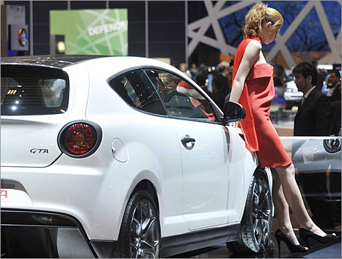 Car: Alfa Romeo Mito GTA