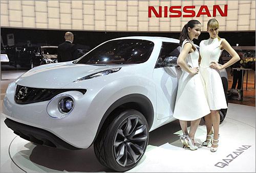 Car: Nissan Qazana
