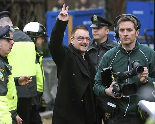 Bono in Somerville