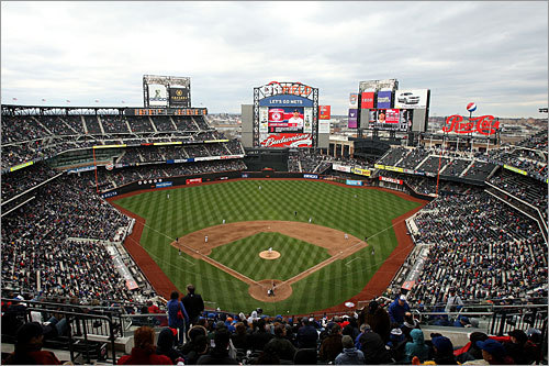 Mets season tickets Value: $80,190 Status: The Delta Club Platinum season tickets - section 16, row 2, seats 5-6 - were owned by Madoff's firm. Those tickets are worth $295-$695 per game, depending on the opponent and day of the week, and average $495 - the top price in the ballpark. After an exchange of seats with another season ticket holder, two tickets in the eighth row in section 11 are being sold by the trustee overseeing the liquidation of Madoff's businesses.
