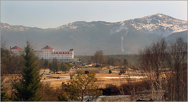 Mount Washington Hotel/Bretton Woods New Hampshire