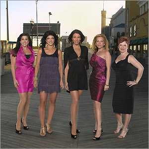 'The Real Housewives of New Jersey'