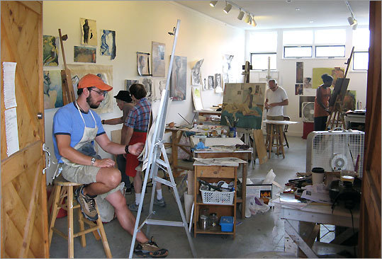 Provincetown's Fine Arts Work Center