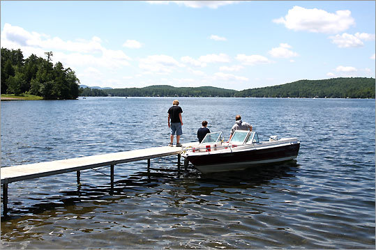 Lake Saint Catherine State Park