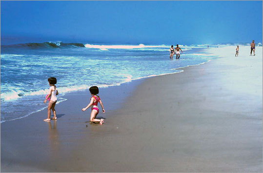 5. Main Beach East Hampton, N.Y. Dr. Beach says: 'Main Beach provides the perfect blend of nature and built environment.'