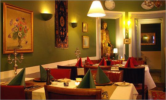 Turesen Restaurant in Copenhagen