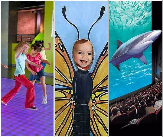20 family outings for under $50