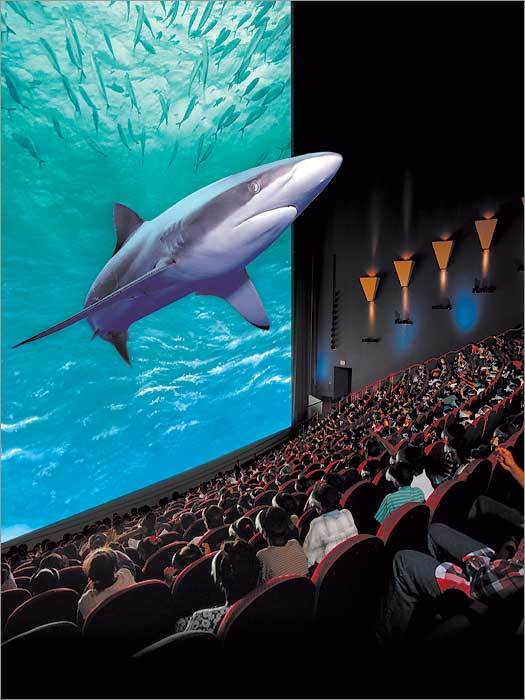 IMAX Theater - New England Aquarium
