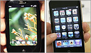 Compare cellphone pricing plans, devices
