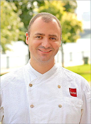 Chef Dante de Magistris