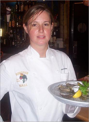 Chef Katherine See