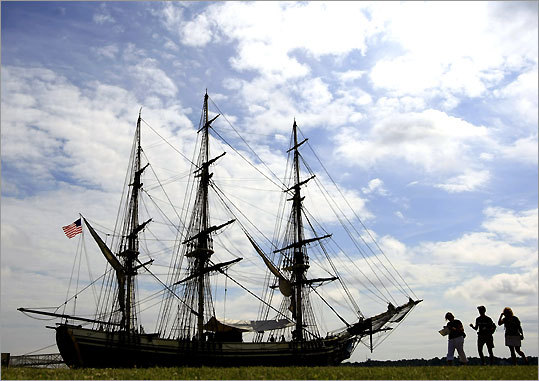 Maritime Historical Park