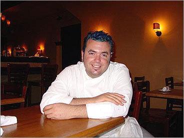 Chef Jason Santos