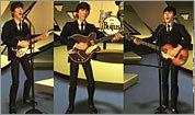 The Beatles reunite