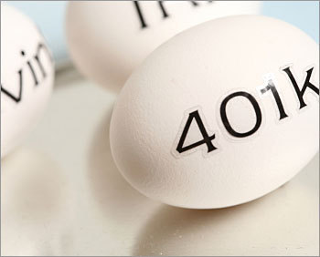 6. Take special care with your retirement plan benefits You have probably saved for a number of years to build up a 401(k), 403(b), or other retirement plans. Now is NOT the time to spend those funds. If you are under 59 1/2, there is usually a 10 percent penalty for early withdrawals; however there are exceptions.You will also pay income taxes on the distribution, so you may be forfeiting 30 to 40 percent of each withdrawal on taxes and penalties. Many people decide to roll over their 401(k) to an IRA so that they have additional investment choices. However, as long as your balance is $5,000 or greater, you can keep your money in the plan indefinitely. Your ability to borrow from your employer plan usually stops after your termination (see your plan's rules). Also, outstanding loans must be paid off or are counted as a plan withdrawal (again, see your plan documents).