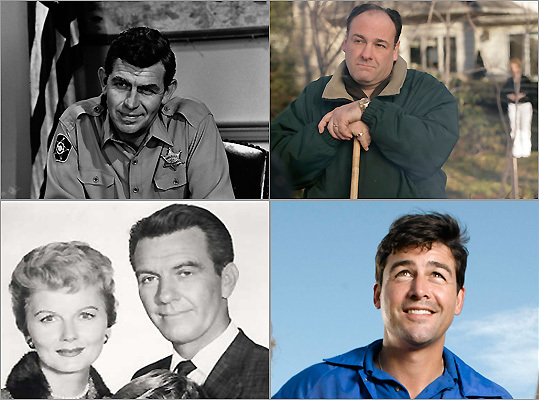 Memorable TV fathers