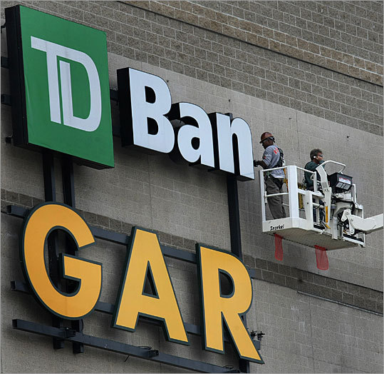 When the TD Banknorth Garden was renamed to the TD Garden last year, it marked yet another new moniker for an arena that has been also known as the Shawmut Center, FleetCenter, and (almost) the Derek Jeter Center ( click here to find out why ). It is also a good reminder that while some things change, other things change even more often. Especially when it comes to corporate branding. Here is a look at some companies and brands that have undergone name changes - either through a rebranding effort, corporate merger, or nonsensical whim. See how well you remember what things used to be called.