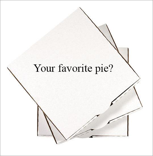 Where do you enjoy your favorite pizza pie? survey software