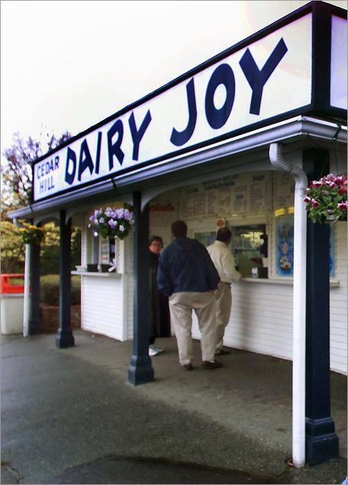 Cedar Hill Dairy Joy