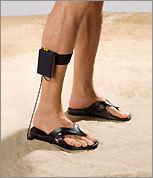 Treasure Seekers' Sandals